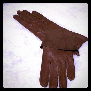 Vintage••••Driving gloves size 6.5